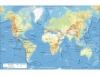 Planisphère sur les zones volcaiques