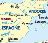 Espagne vecteurs